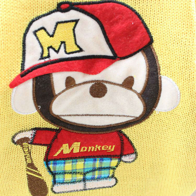 Baby Monkey in Diaper Cartoon 3 Pcs Lot Baby Cartoon Monkey