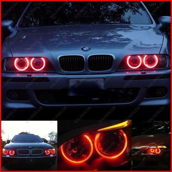 Купить Набор 120 мм 12 см E30 E32 E34 CCFL Angel Eyes для Halo Кольцо Halo Света фар автомобилей свет GGG