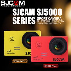 SJCAM SJ5000 Series Notavek 96655 SJ5000 & SJ5000 WiFi Action Sport Camera 2.0 LCD Waterproof Camera Optional Package
