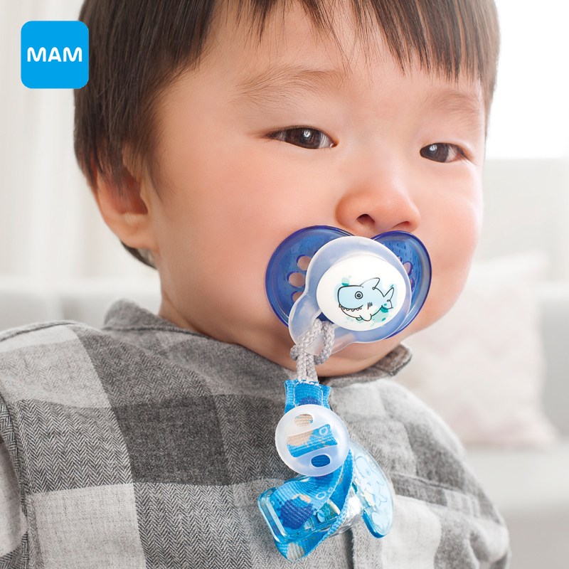 MAM Trends Value Pack Top Silicone Nipple Dummy Orthodontic Baby Pacifier Soothing babies Soother 2 to 6 / 6 to18 Free Shipping(China (Mainland))