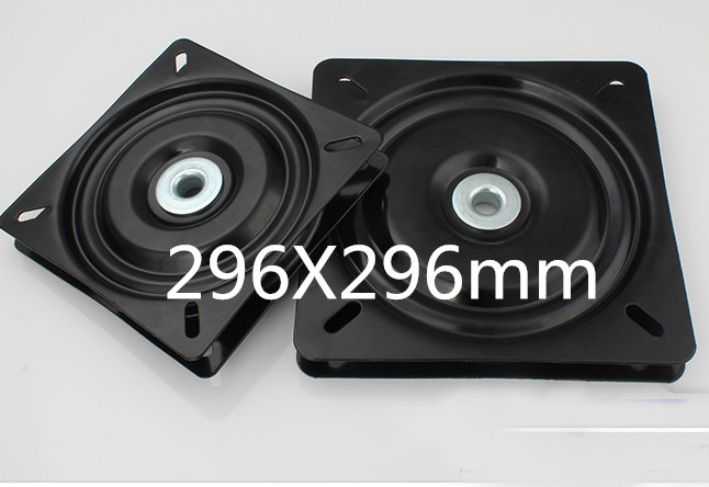 296mm Turntable Bearing Swivel Plate Lazy Susan! Great For Mechanical Projects Hardware Accessories(China (Mainland))