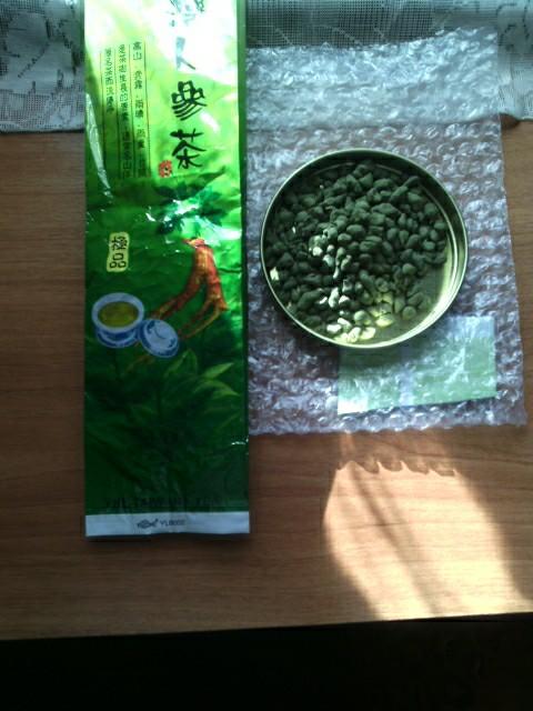 чай прибыл за две недели, упакован качественно, на вкус пока не пробовал.