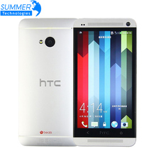 Buy Original Unlocked HTC ONE M7 Cell phones Quad core 4.7'' Android GPS WIFI 2GB RAM 32GB ROM Refurbished Mobile Phone for $105.98 in AliExpress store