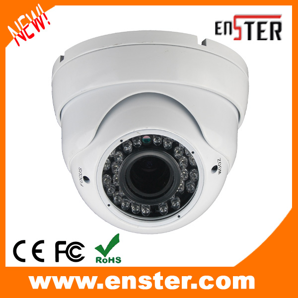 "Enster 2.0Meagarixels 1/2.8"" SONY CMOS IP66 Waterproof Metal Dome AHD Camera  Surveillance product OSD, IR Cut ,DNR Camera от Aliexpress INT"