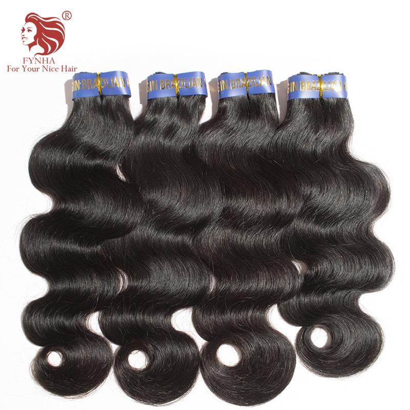 "4pcs/lot brazilian virgin hair body wave high quality grade 6A virgin human hair extensions 8""-36"" mix length DHL free shipping(China (Mainland))"