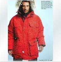 007 2015brand высшего качества мода мужчины Канады куртки зима верхняя одежда вниз Шато Куртка Пальто