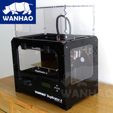 Personal 3D Printer Duplicator4X with 2 free filaments any color available
