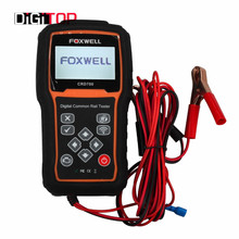 Good Performance Foxwell CRD700 Digital Common Rail High Pressure Tester With Multilanguage(China (Mainland))