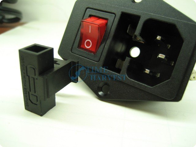 10 pcs of Switch Socket for arcade machine/Cocktail Machine/amusement machine accessories/coin operated game arcade cabinet