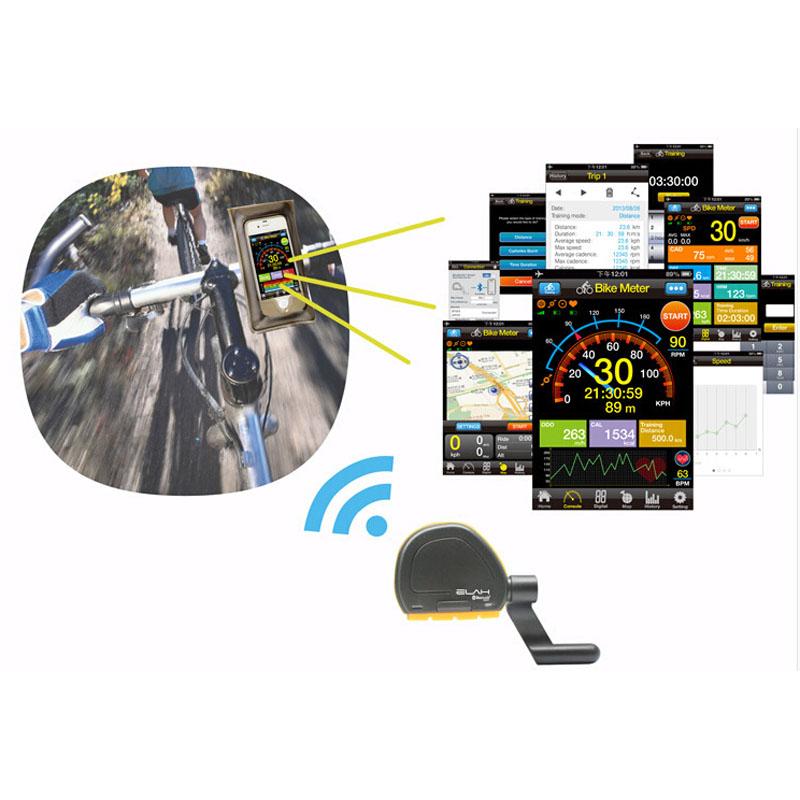 Wireless Gps Bicycle Computer Cycling Bike Speedometer Cadence Sensor Fitness Strava Bluetooth 4.0 Ciclocomputador Velokompyuter(China (Mainland))