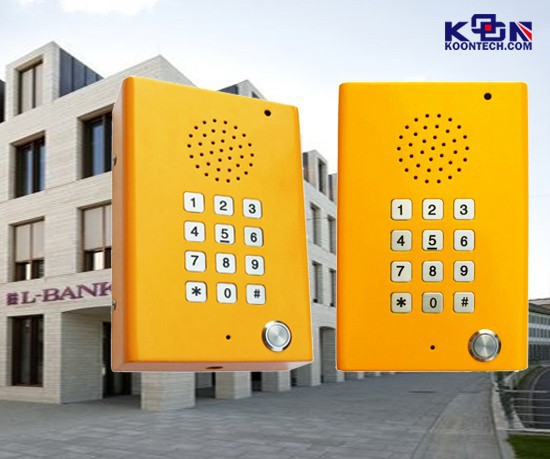 PSTN SOS stainless steel 304 Waterproof hotel room phone /telephone/hotel telephone(China (Mainland))