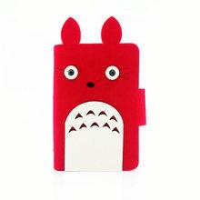 New Fashion Cute Totoro Women Credit Card Holder/Case Card Holder Korean Style 20 Slots Large-capacity Case Bag Wallet(China (Mainland))