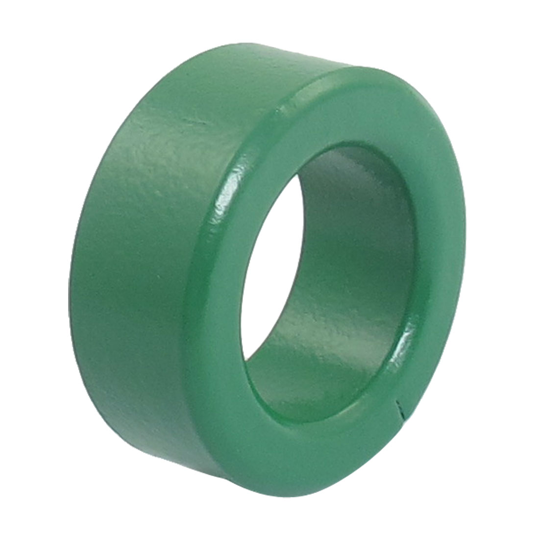 UXCELL 36Mm Outside Dia Green Iron Inductor Coils Toroid Ferrite Cores(China (Mainland))