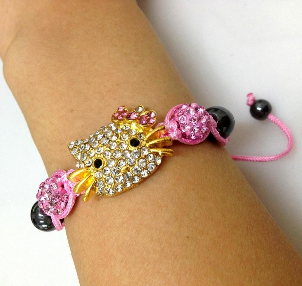 Широкие браслеты шамбала
