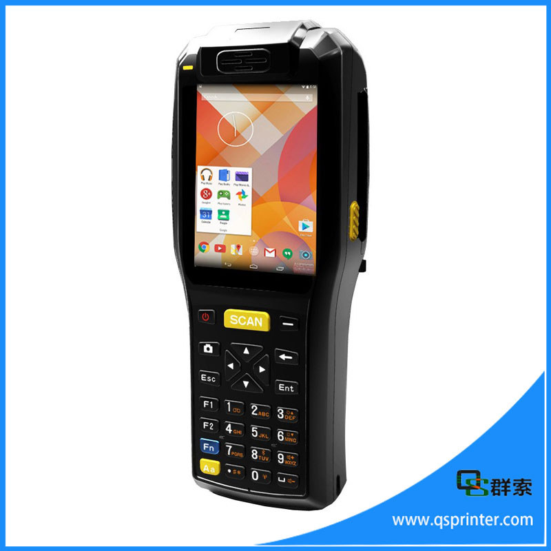 PDA3505 Handheld mobile computer 1D Barcode Scanner industrial pda data collector(China (Mainland))