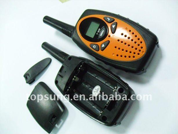 Topsung walkie talkie TS628 (8)