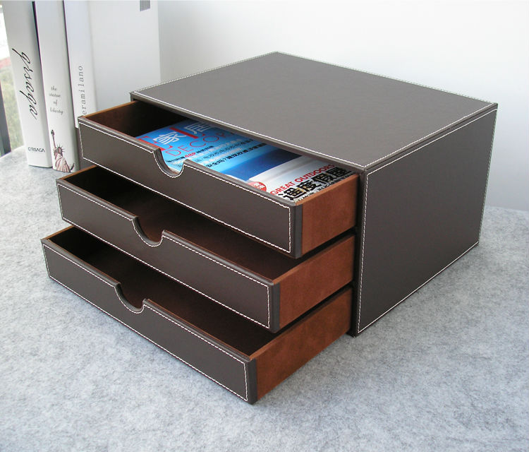 desktop organizers with drawers 1