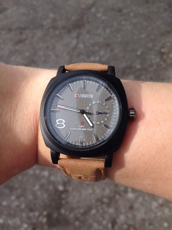 часы curren 8139 отзывы Продолжительность: