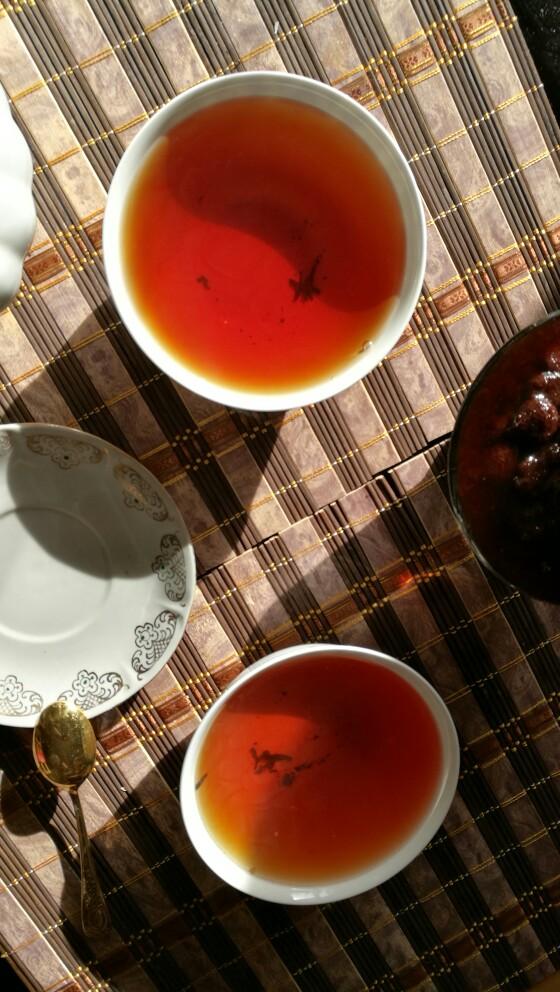 Nihao. Чай супер, но отправка очень долгая.