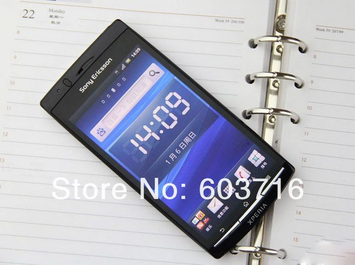 Original Sony Ericsson Xperia Arc S LT18i Mobile Phone 3G WIFI A-GPS 4.2 TouchScreen 8MP Camera free shipping