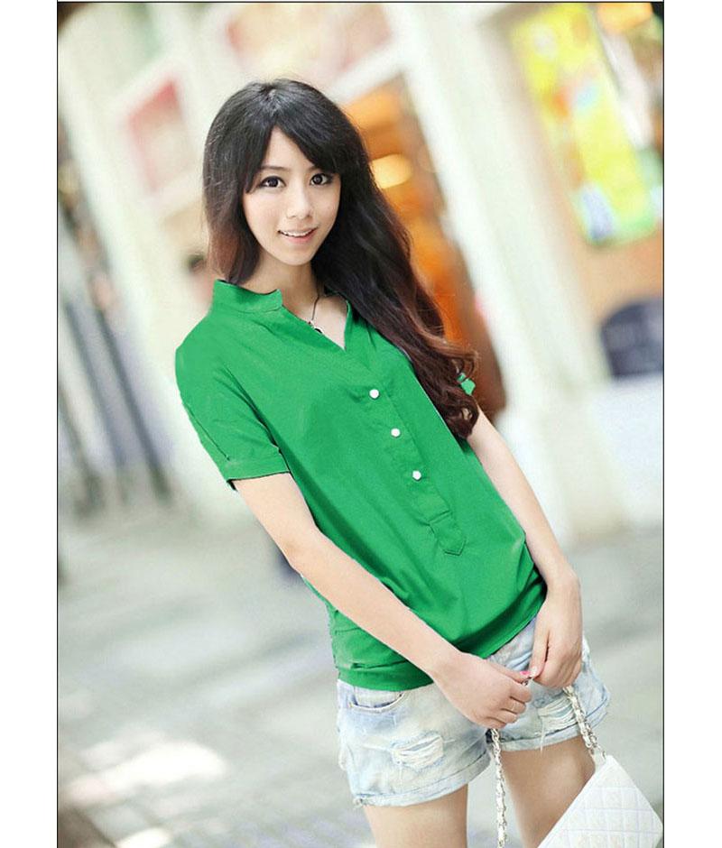 Блузку Зеленую На Девочку Купить