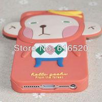 Чехол для для мобильных телефонов 10pcs/lot 3D Romane iphone 5 5 G 5