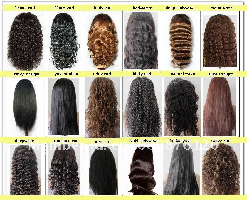 Curly Hair Straight Perm Short Curly Hair
