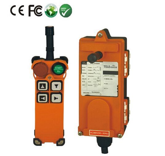 Best sells in china crane hoist remote control F21-4D chain wireless industrial remote controls for voltage 65~440v ac/dc(China (Mainland))