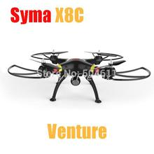 Syma X8C Venture 2.4G 4ch 6 Axis Venture with 2MP Wide Angle Camera RC Quadcopter RTF RC Helicopter