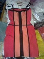 Женское платье Coraline Colorblock J139