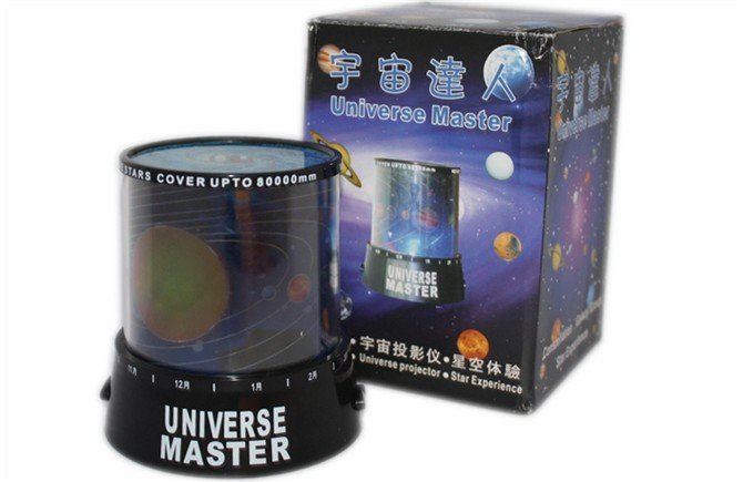 Star Master Universe Universe Master Star Projector