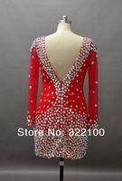 Коктейльное платье M-Life wedding dress and evening dress AE9043