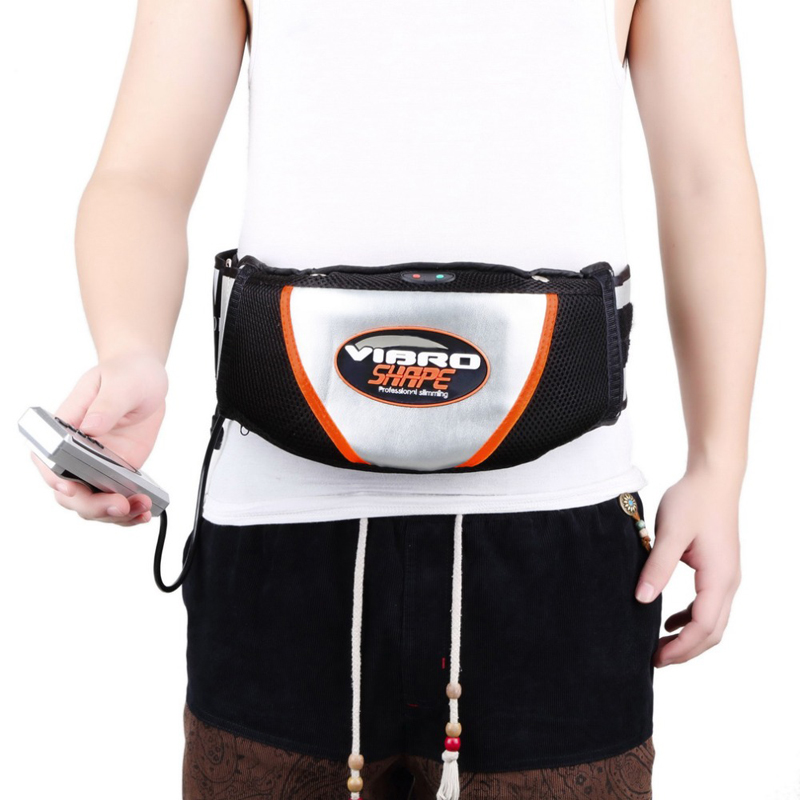Vibration Massage Belt vibra tone Electric Vibrating Slimming Belt RELAX TONE vibrating fat burning weight losing effective(China (Mainland))