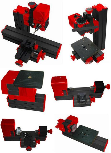 micro machine tool