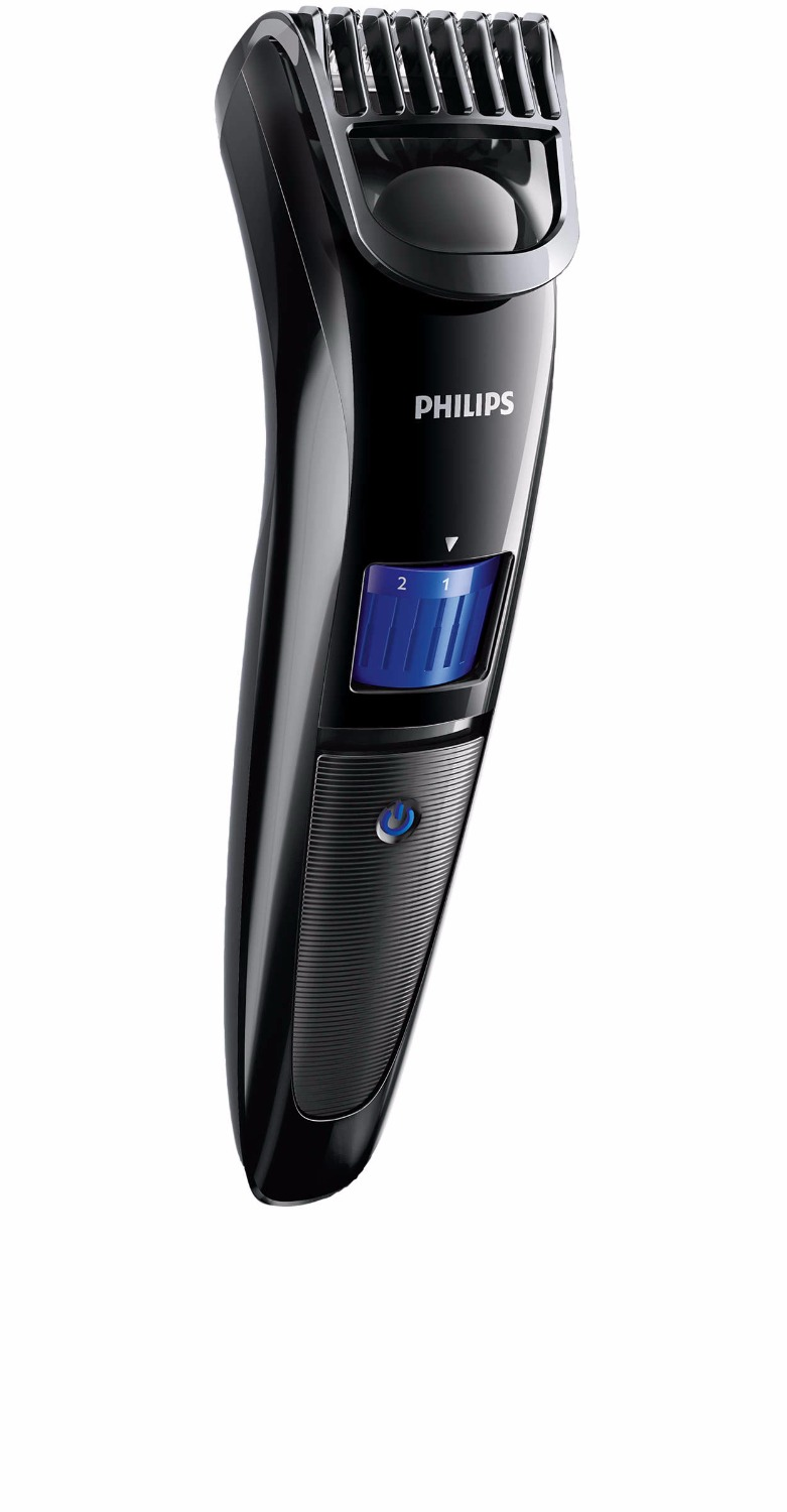 philips beardtrimmer series 3000 beard trimmer 1mm precision settings stainle. Black Bedroom Furniture Sets. Home Design Ideas