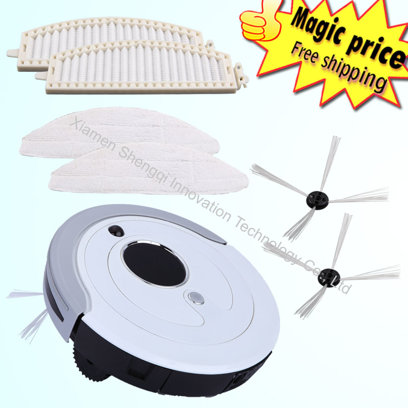 A380 Auto Sweep Robotic Vacuum Cleaner for home and garden(China (Mainland))