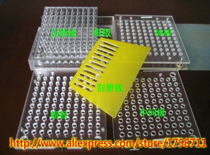 Standard Manual Capsule Filler от Aliexpress INT