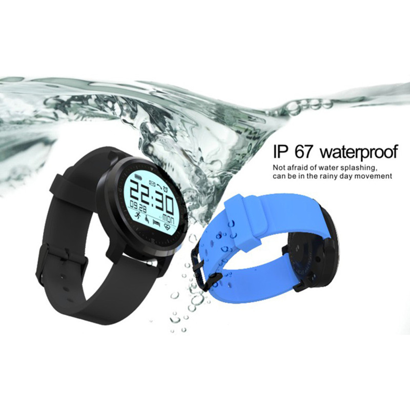 F68 smartwatch Intelligent Sprot Watch Healthy Bracelet Parameter Heart Rate Sleep Monitor IOS Android Wristband IP67 Waterproof<br><br>Aliexpress