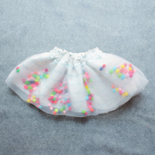 Hu sunshine wholesale new 2016 Girls organza princess skirts(China (Mainland))