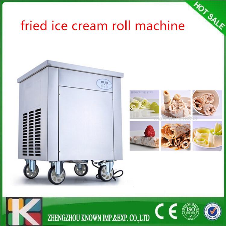 fried roll machine