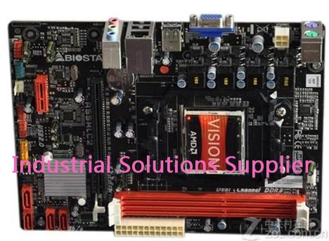 Фотография A55mlc2 motherboard fm1 8 times usb2.0 interface warranty