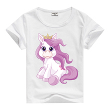 DMDM PIG shirts for girls children t shirts girls clothes cartoon girls  t shirt casual summer style kids clothes girls CB0067
