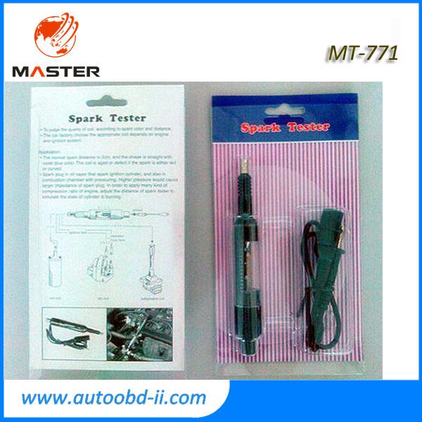 Свеча зажигания катушки зажигания тестер MT-771 искра системы проверки для автомобилей