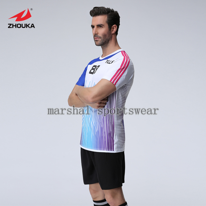 100%polyester,top quality,fully sublimation custom soccer jersey,MOQ 5pcs,any design can be customized(China (Mainland))