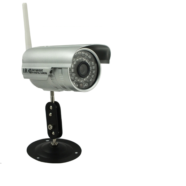 Wholesale New Dome Camera 1PCS White Color Wireless IP Network Camera Outdoor Security WIFI Webcam CCTV Night Vision IR Web cam <br>