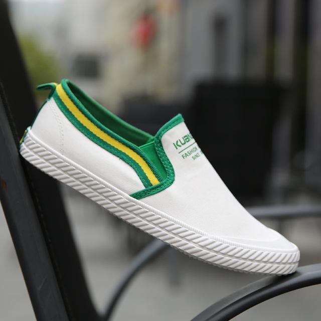 Квартиры мужской обуви лето мужские дышащий туфли-men свободного покроя обувь идете ...