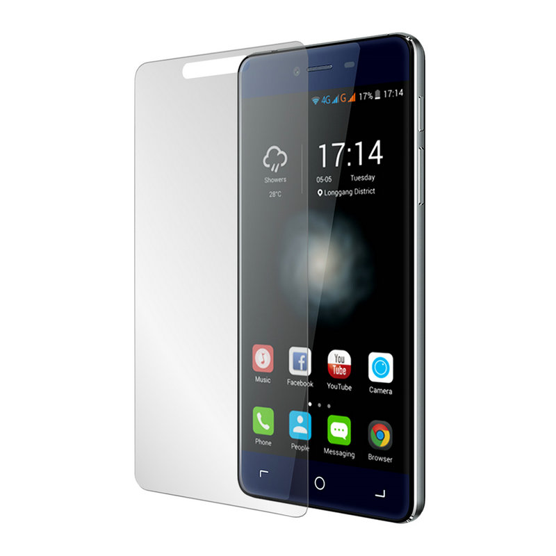 Ultra-thin HD Scratch-proof Tempered Glass Screen Protector Film For Elephone S2 5.0 Inch MTK6735 Quad Core 4G LTE Cell Phone(China (Mainland))