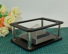 Merry christmas gift 3d hologram display used for all smartphone advertising equipment free shipping (China (Mainland))