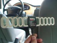 5m цифрового ТВ антенне мобильных автомобиля цифровой dvb-t isdb-t atsc антенна с усилителем руля