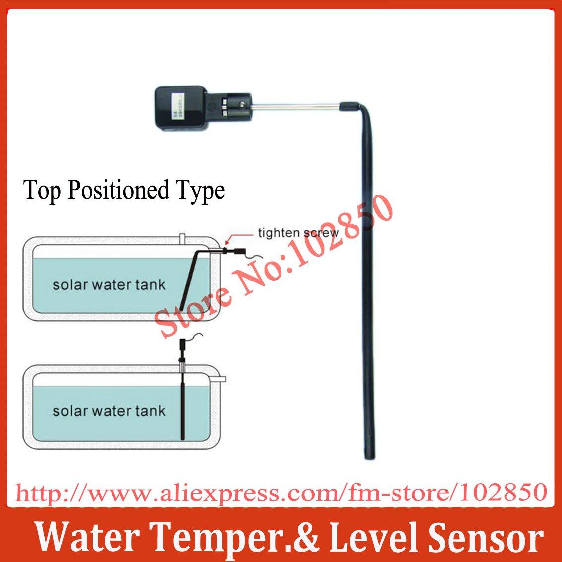 Temperatura del agua y el Sensor de nivel para serie SR calentador de  #BA3011